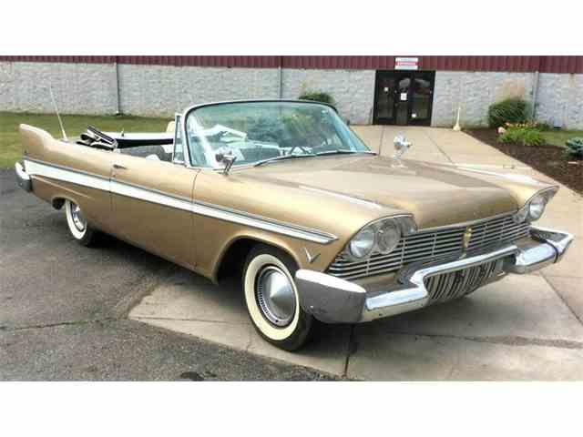 1957 Plymouth Belvedere | 1004674