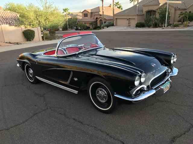 1962 Chevrolet Corvette | 1000469