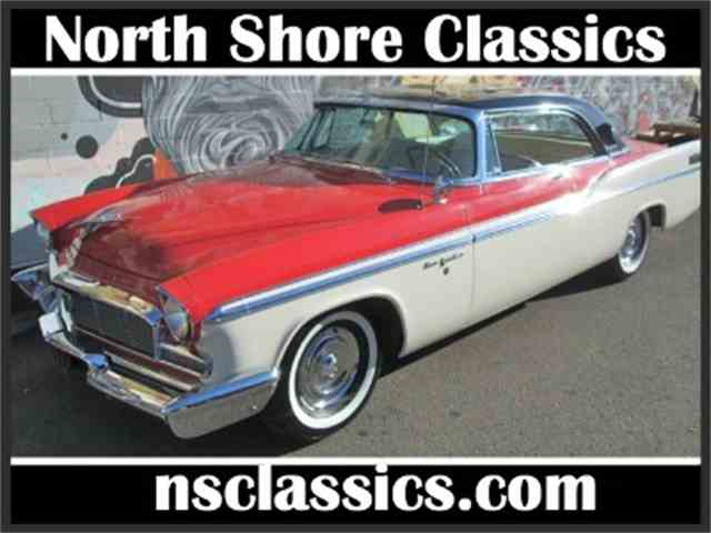 1956 Chrysler New Yorker | 1004692