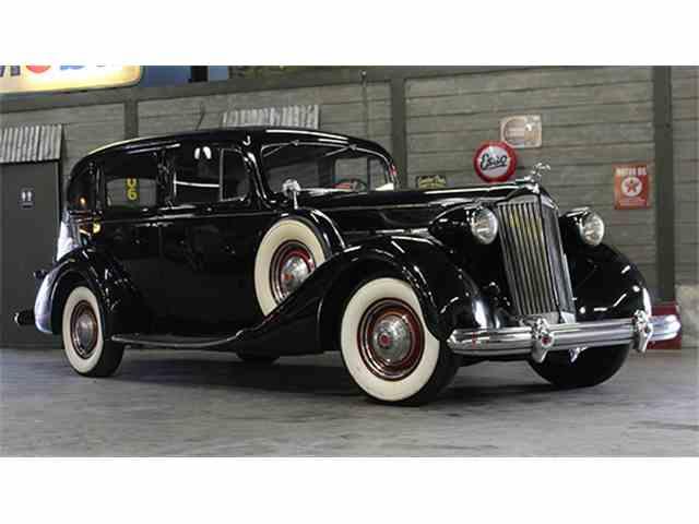 1937 Packard Super Eight Limousine | 1004694