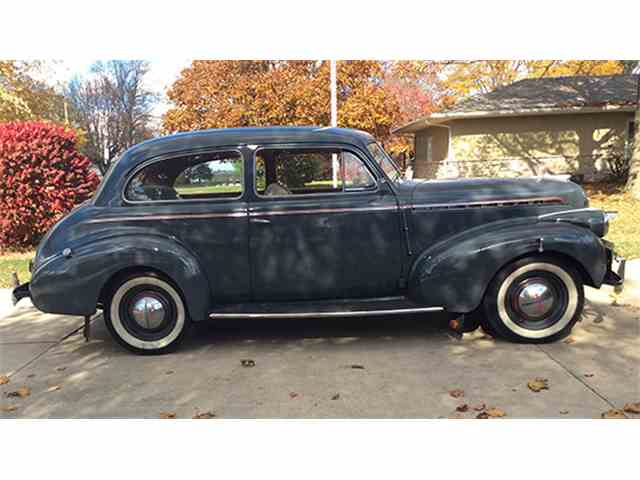 1940 Chevrolet Special Deluxe Town Sedan | 1004705