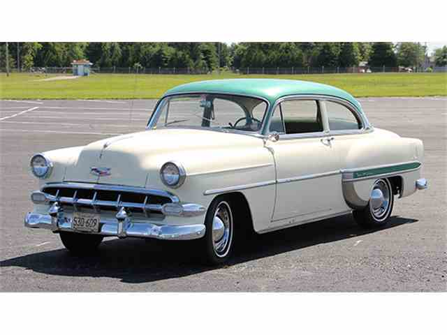 1954 Chevrolet Bel Air Two-Door Sedan | 1004709