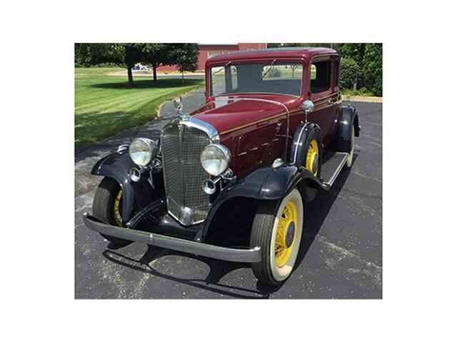1932 Pontiac Two-Door Sport Coupe | 1004711