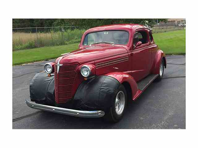 1938 Chevrolet Sport Coupe Street Rod | 1004712