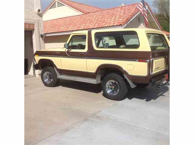 1979 Ford Bronco | 1000472