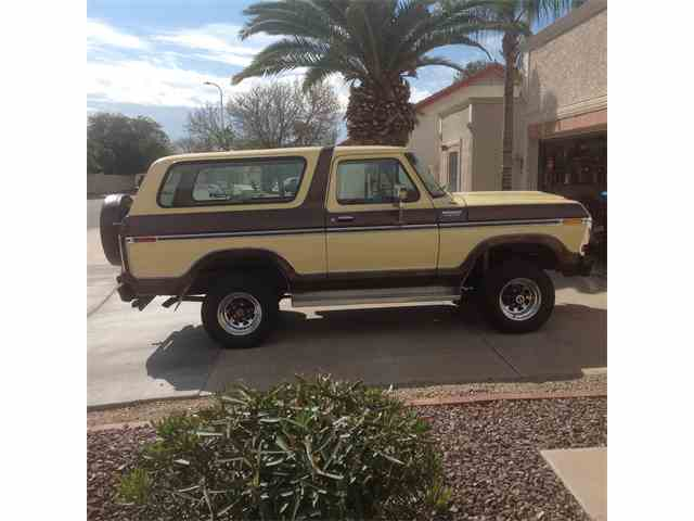 Picture of '79 Bronco - LFYW