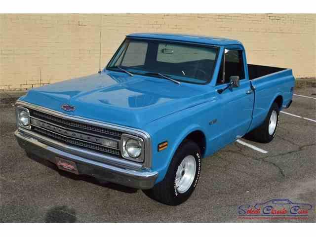 1970 Chevrolet C/K 10 | 1004725