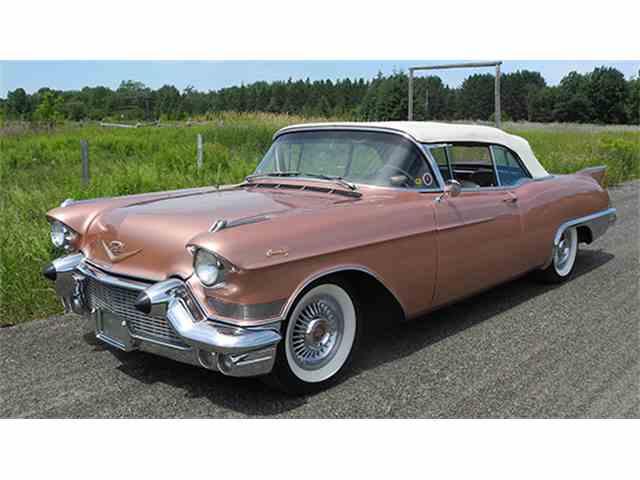1957 Cadillac Eldorado Biarritz Convertible | 1004726