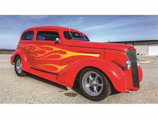 1937 Chevrolet Town Sedan Custom | 1004731