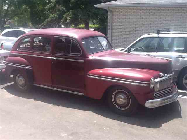 1946 Mercury 4-Dr Sedan | 1004753