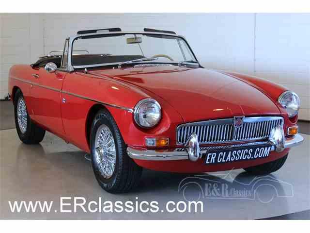 1964 MG MGB | 1000476