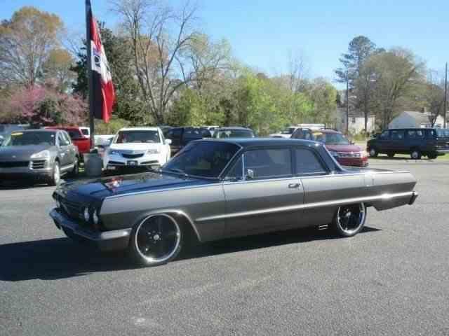 1963 Chevrolet Biscayne | 1004767