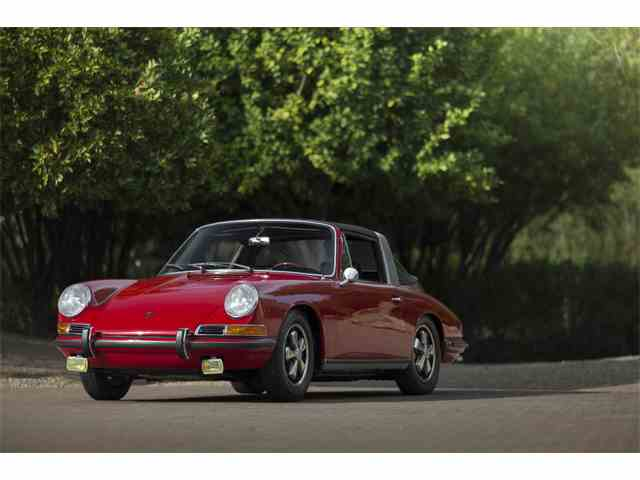 1967 Porsche 911 S Soft Window | 1004769