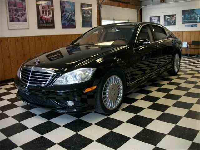 2008 Mercedes-Benz S-Class | 1004783