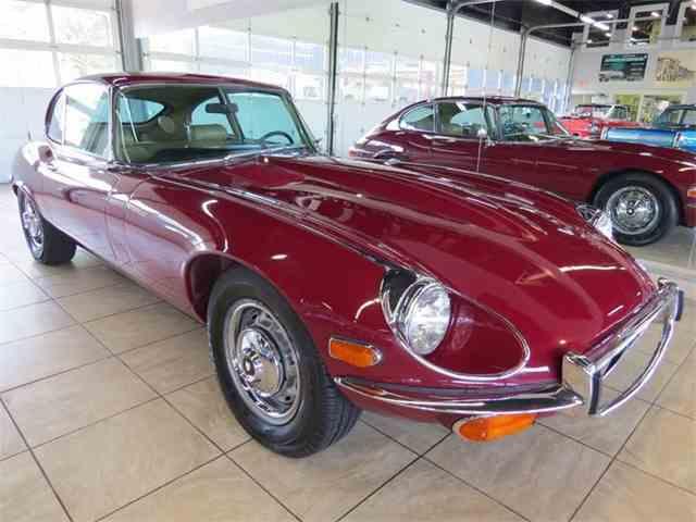 1971 Jaguar XKE | 1004785