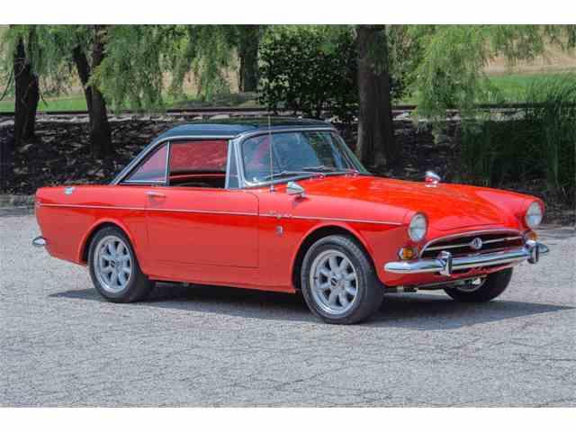 1965 Sunbeam Tiger MK1 | 1004789