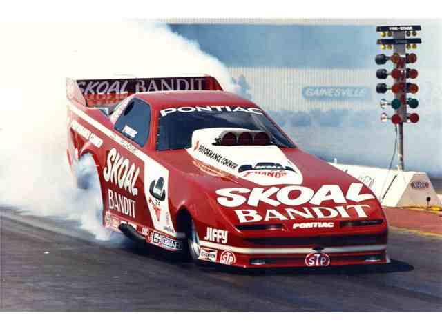 1989 Pontiac TOP FUEL FUNNY CAR | 1004796