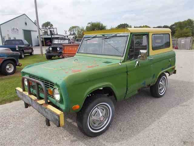 1969 Ford Bronco | 1004799