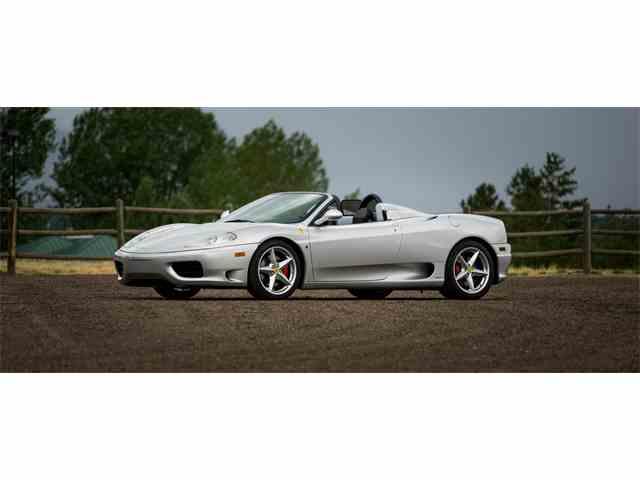 2001 Ferrari 360 | 1000048