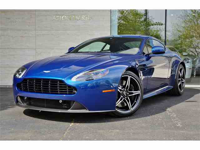 2016 Aston Martin V8 Vantage GTS | 1004800