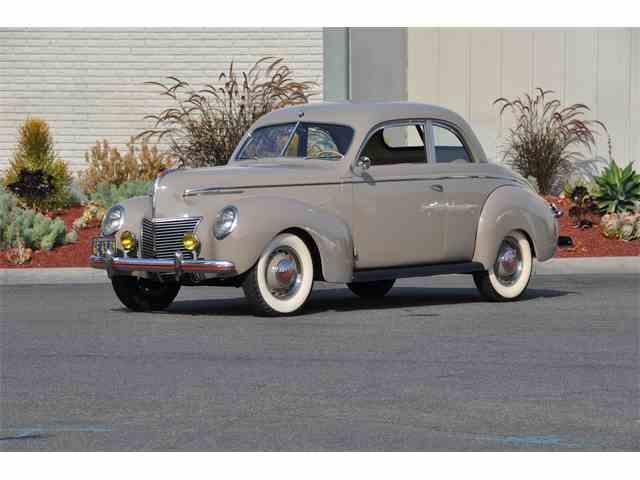1939 Mercury Coupe - Astor Devotion Collection | 1004816