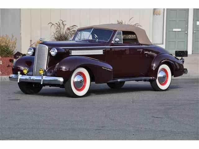 1937 Cadillac Convertible - Astor Devotion Collection   1004818