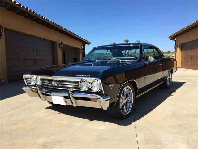 1967 Chevrolet Chevelle SS Custom | 1004821