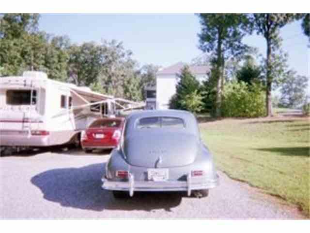 1948 Packard Packard Super Eight Deluxe | 1004842