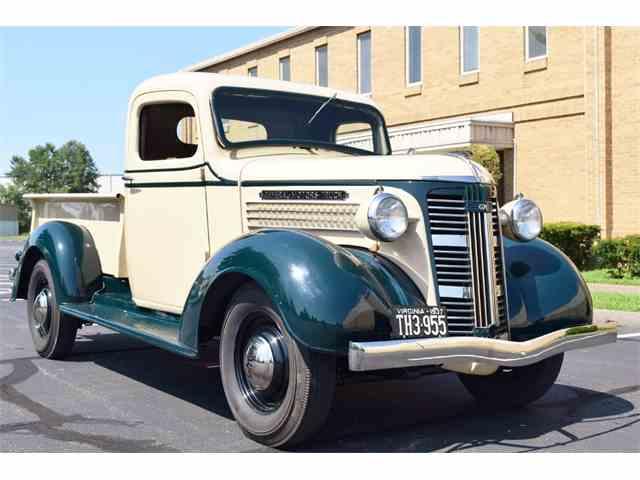 1937 GMC Pickup | 1000485