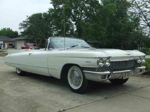 1960 Cadillac Series 62 | 1004869