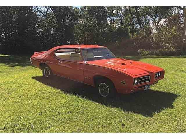 1969 Pontiac GTO Judge 400 Ram Air III | 1004880