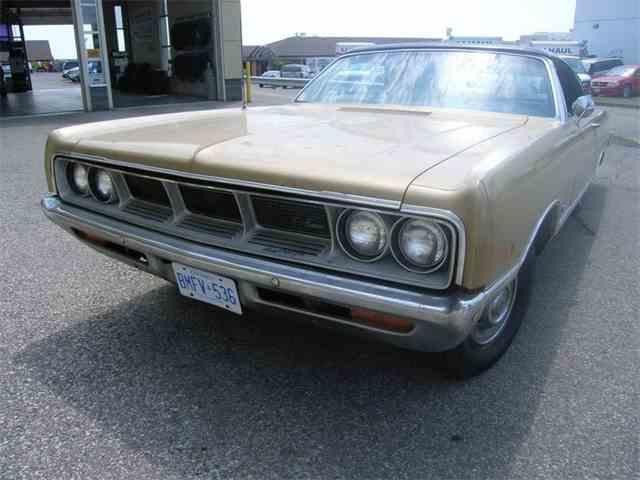 1969 Dodge Monaco | 1000492