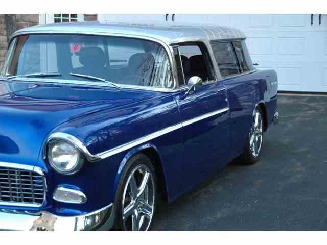 1955 Chevrolet Nomad | 1004924