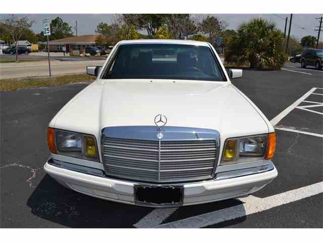 1983 Mercedes-Benz 280S Sedan   1004943