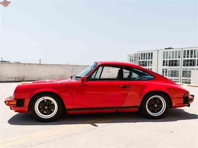 1988 Porsche 911 Carrera   1004977