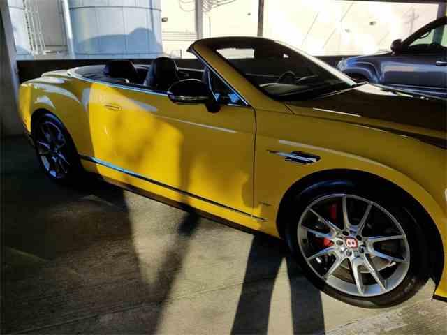 2016 Bentley Continental GT V8 S | 1004993