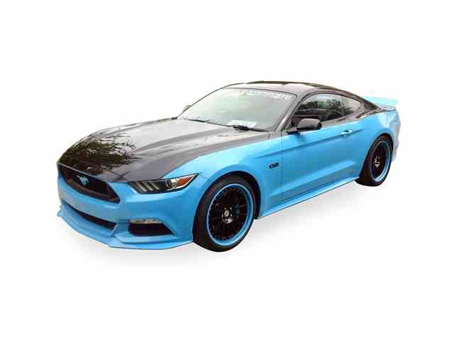 2015 Ford Mustang GT Richard Petty Stage II Coupe | 1004996