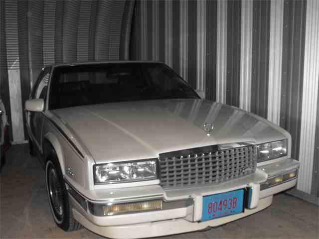 1989 Cadillac Eldorado Biarritz | 1000500