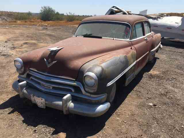 1954 Chrysler New Yorker | 1005003