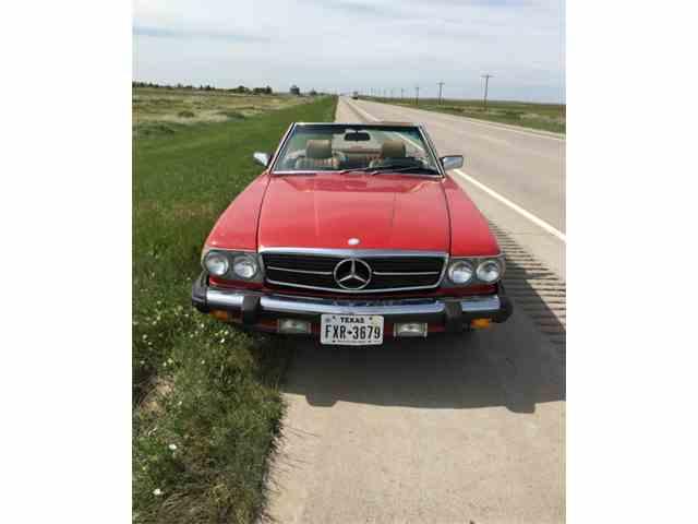 1986 Mercedes-Benz 560SL | 1005005