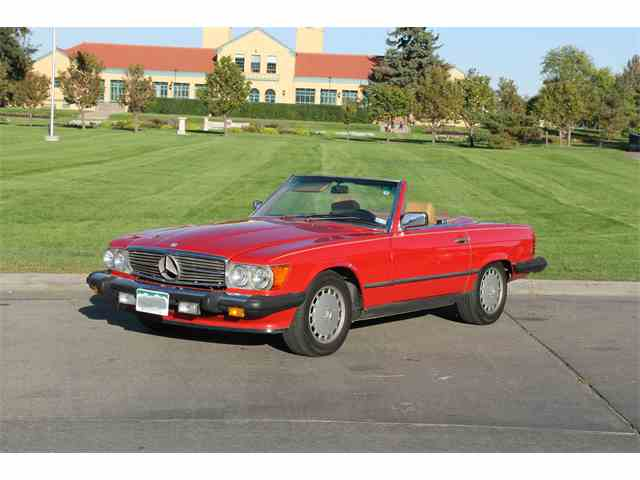 1986 Mercedes-Benz 560SL | 1005005
