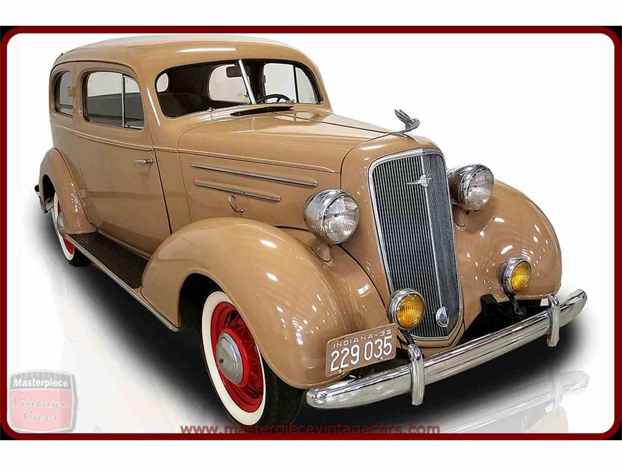 1935 Chevrolet Deluxe for Sale | ClassicCars.com | CC-1005013