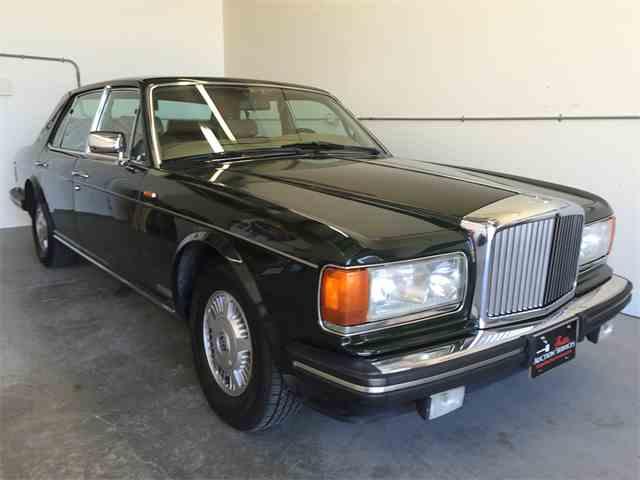 1978 Bentley Eight Saloon   1005018