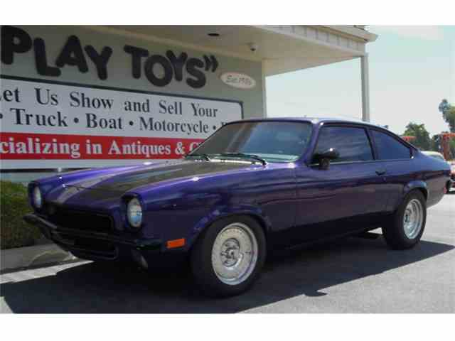 Picture of Classic '72 Chevrolet Vega located in Redlands CALIFORNIA - $15,995.00 Offered by Play Toys Classic Cars - LJH9