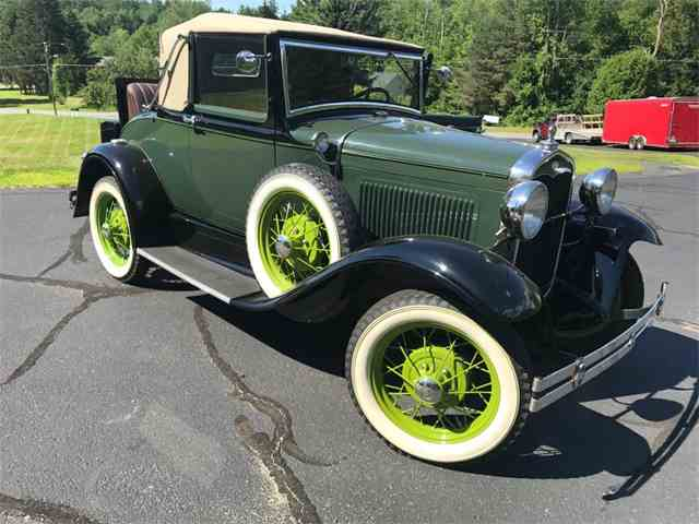 1931 Ford Model A 68C  | 1005034