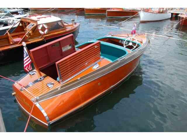 1941 Chris-Craft Deluxe Barrelback | 1005041