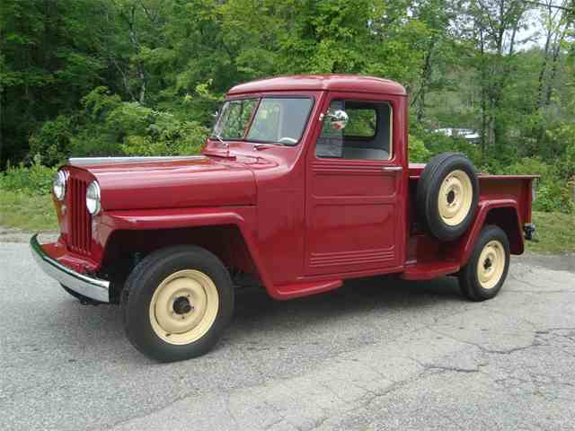 1949 Willys Pickup | 1005044