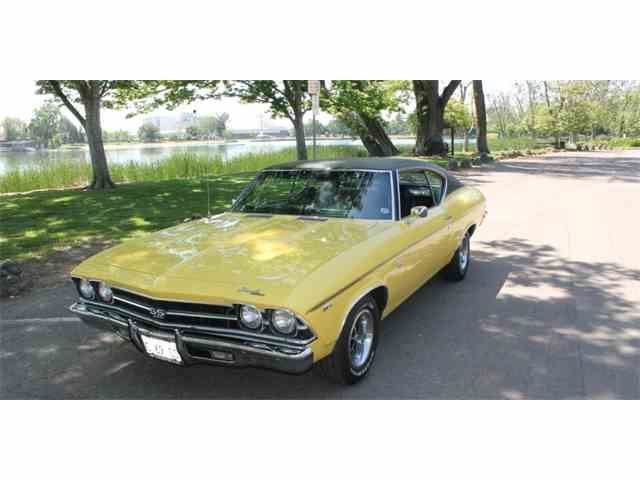 1969 chevrolet chevelle ss for sale on for Garage chevrolet luxembourg