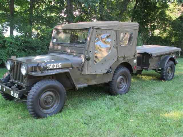 1952 Jeep M38   1005048