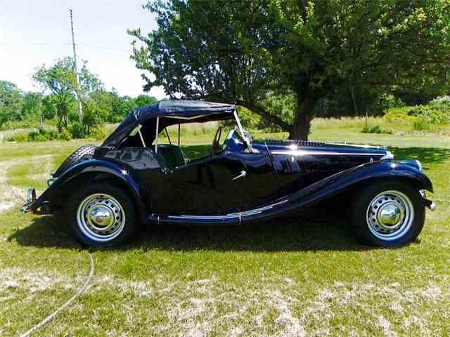 1954 MG TF   1005052